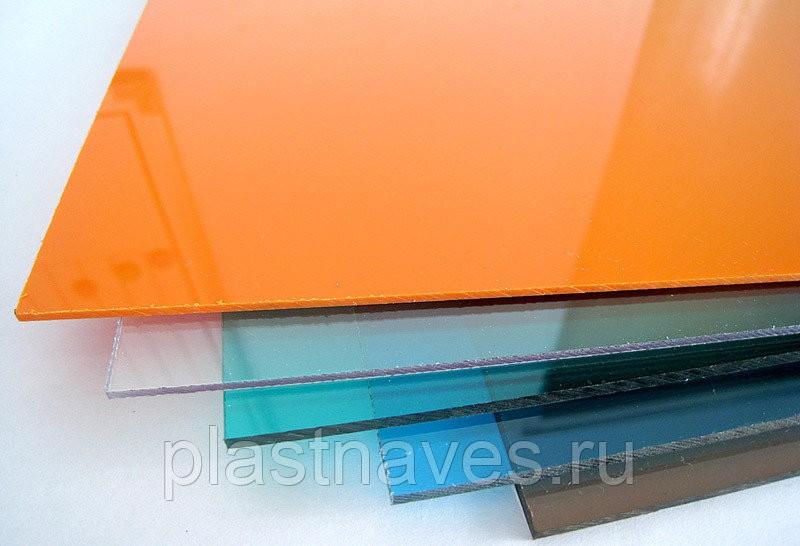 МПК Цветной 4 мм Borrex (оптимальный)