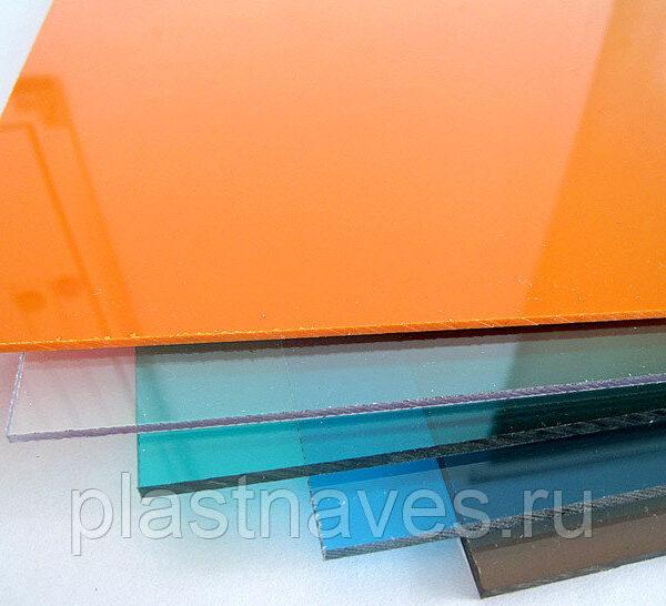 МПК прозрачный 8 мм Borrex (оптимальный)